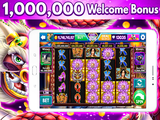 Diamond Sky Casino u2013 Classic Vegas Slots 3.35 screenshots 1