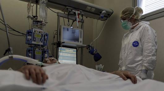 La presión hospitalaria sigue en aumento en Almería: cinco ingresos en 24 horas