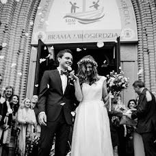 Wedding photographer Agnieszka Szymanowska (czescczolem). Photo of 26.06.2017