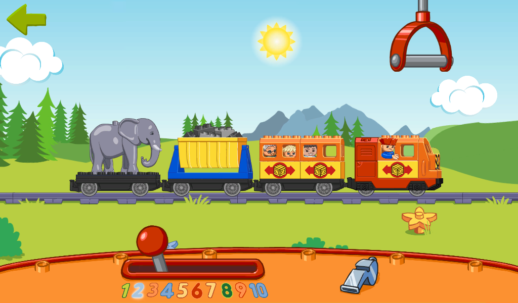 LEGO® DUPLO® Train- screenshot