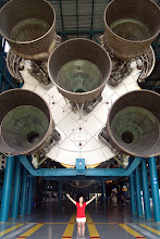Photo: Giant shuttle at Kennedy Space Center http://ow.ly/caYpY