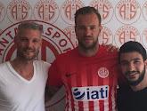 Super Lig : Ruud Boffin et Antalyaspor dominés par le Besiktas