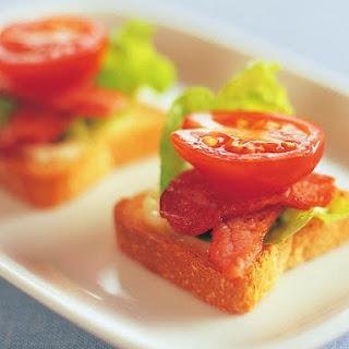 Mini Toast Recipes