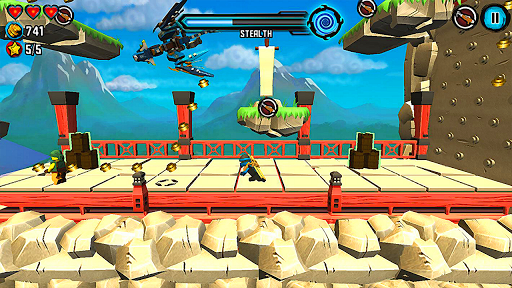 Tips LEGO Ninjago Skybound 1.0 screenshots 2