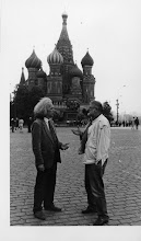 Photo: Jole Stanisic , ??? Milosevic Moskva 1988