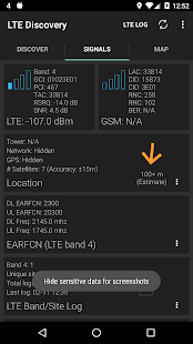 LTE Discovery- screenshot thumbnail
