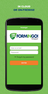 Formingo! - Mobile Forms- screenshot thumbnail