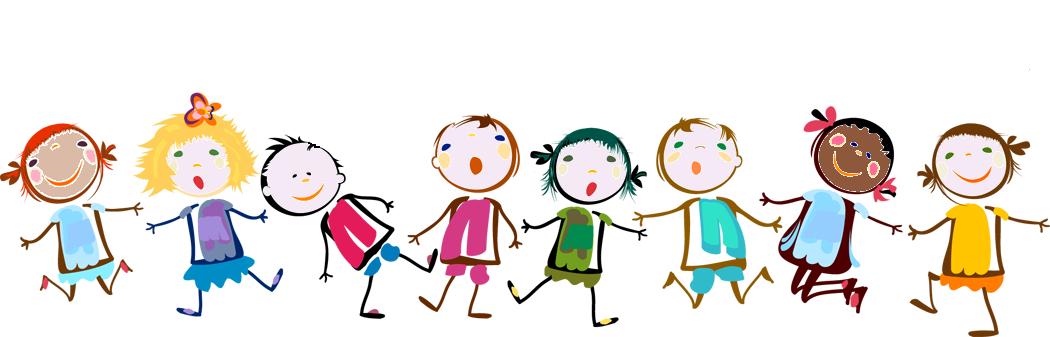 Image result for line of children