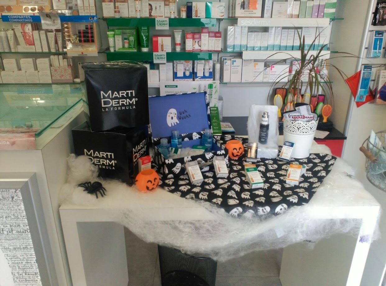concurso halloween farmacia escribanos