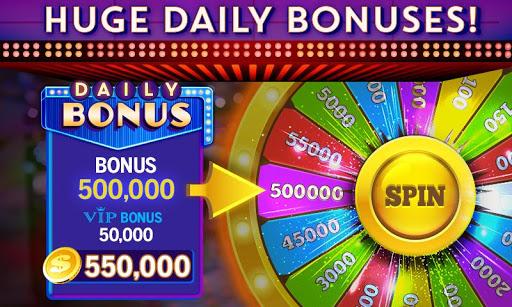 Hollywood Jackpot Slots - Classic Slot Casino Game Screenshot