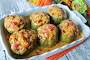 Mexican Stuffed Peppers With Ranchero Sauce Recipe
