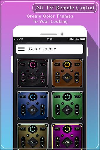 Remote for All TV Model : Universal Remote Control 1.5 screenshots 3