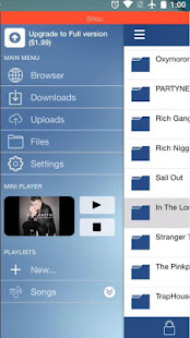 App Total : Free browser with file manager - Advice APK for Windows Phone
