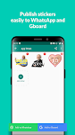 screenshot of Sticker Studio - Sticker Maker for WhatsApp