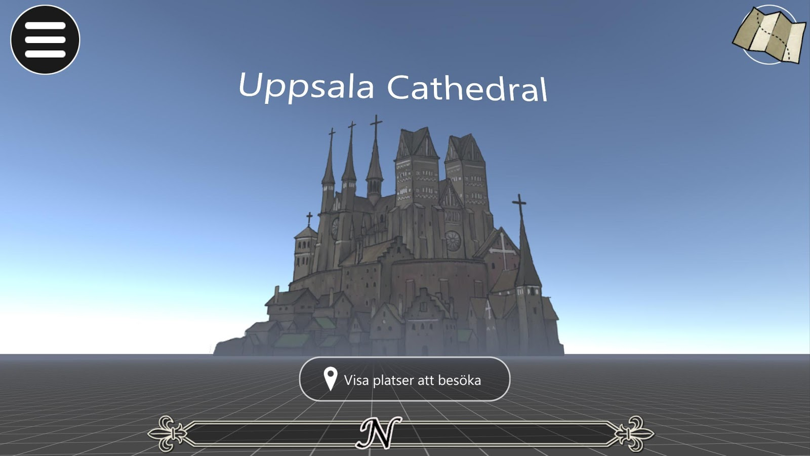 Visir Uplandia- screenshot