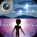 Alien Photo Editor: UFO Photo icon