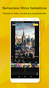 BeeCut, un editor de video gratuito y simple Screenshot