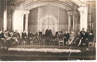Photo: 1ra sesión de Comité Ejecutivo (es lo que dice la foto)