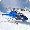 Helicopter Games Rescue Helicopter Simulator Game icon