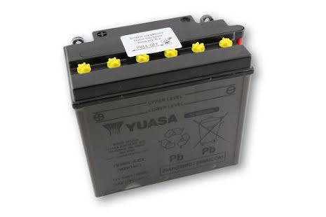 YUASA MC-batteri YB 16HL-A-CX utan syrapack