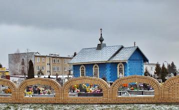 Photo: Cmentarz prawosławny i kaplica cmentarna