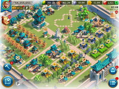 Game 라이즈 오브 킹덤즈 APK for Windows Phone
