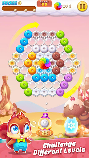 Bubble Shooter Cookie apkpoly screenshots 6