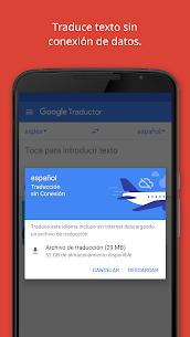 Traductor de Google 3
