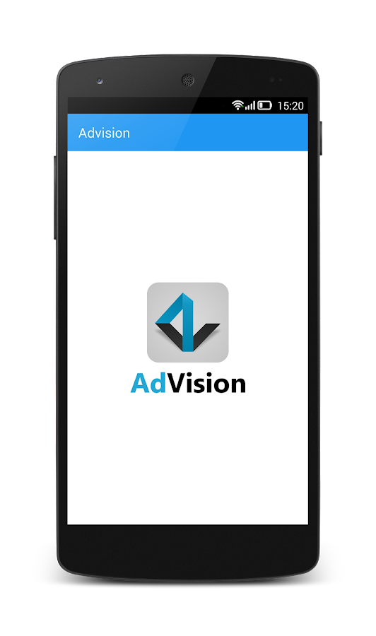 AdVision- screenshot
