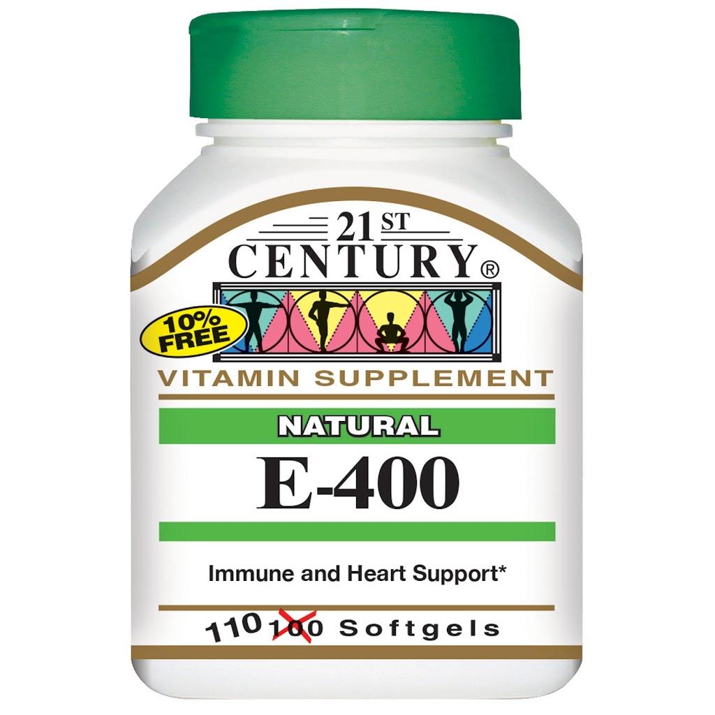 iHerb Vitamin E 400