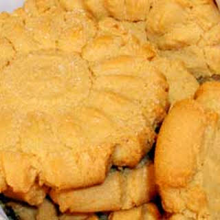 The Ultimate Peanut Butter Cookie.