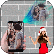 Face Projector Photo Frame