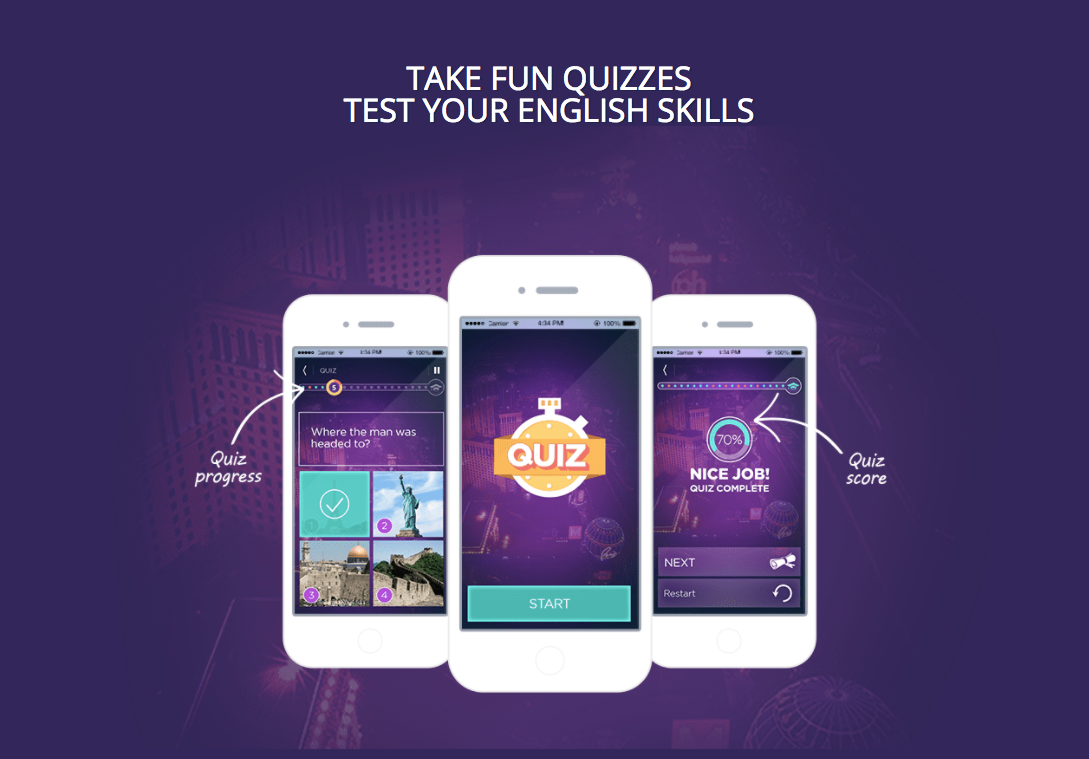 Learn english speak english android apps on google play learn english speak english screenshot fandeluxe Choice Image