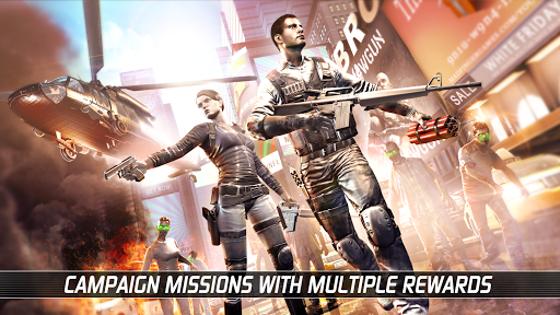 UNKILLED - Zombie Multiplayer Shooter  mod screenshots 2