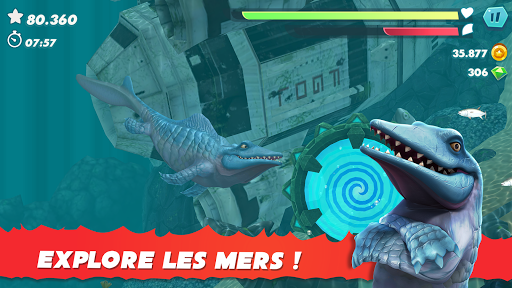 Code Triche Hungry Shark Evolution mod apk screenshots 2