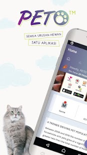 PETO - Pet dating + Pet Adoption and Pet Services - náhled