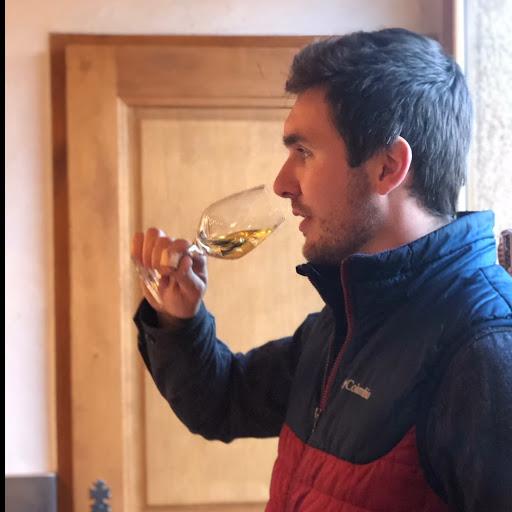 Elie Talaga - Maître de Chai - Vignoble de la Pierre - Vin de Savoie