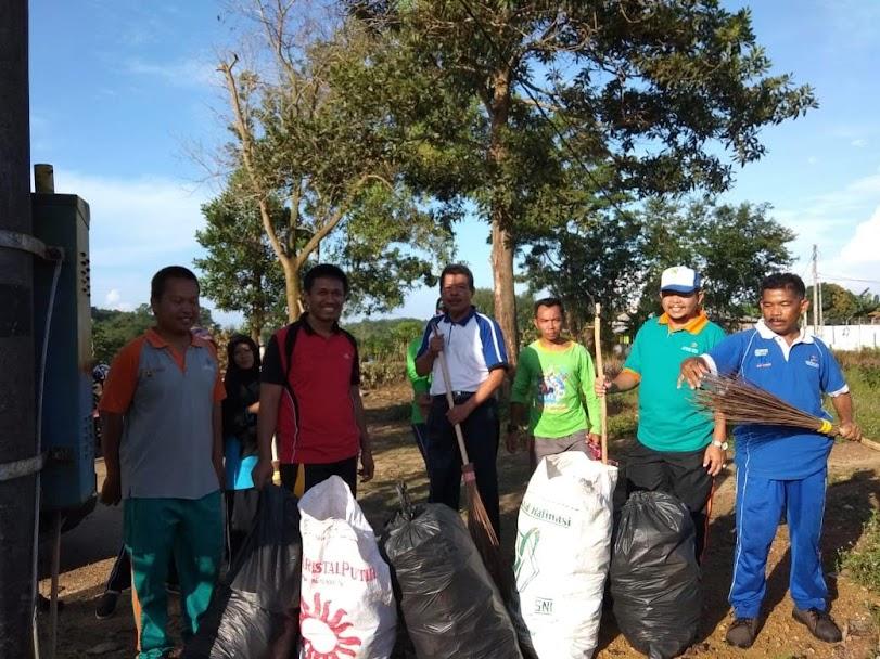 Peringati Hari Peduli Sampah Nasional Pemkab Basel Ajak Masyarakat