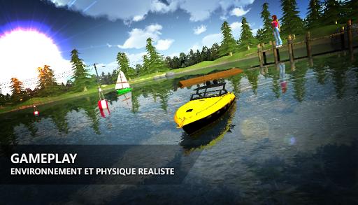 Bateau Télécommandé Simulateur  captures d'écran 1