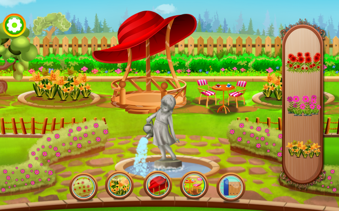 Summer Garden Family Yards- screenshot