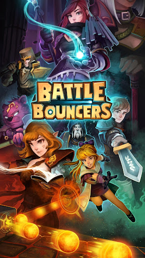 Battle Bouncers - RPG Legendary Brick Breakers modavailable screenshots 23