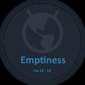 Emptiness Dark theme Cm12/13 icon