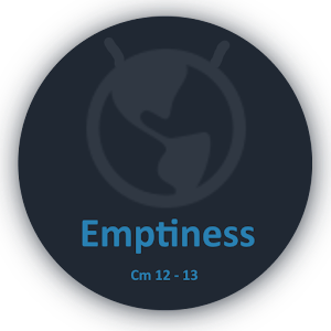 The theme of emptiness in the