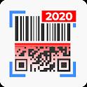 QR Scanner 2020 Barcode Reader, QR Code Identifier icon