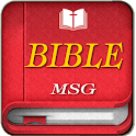 Holy Bible Message, MSG Bible Offline Free icon