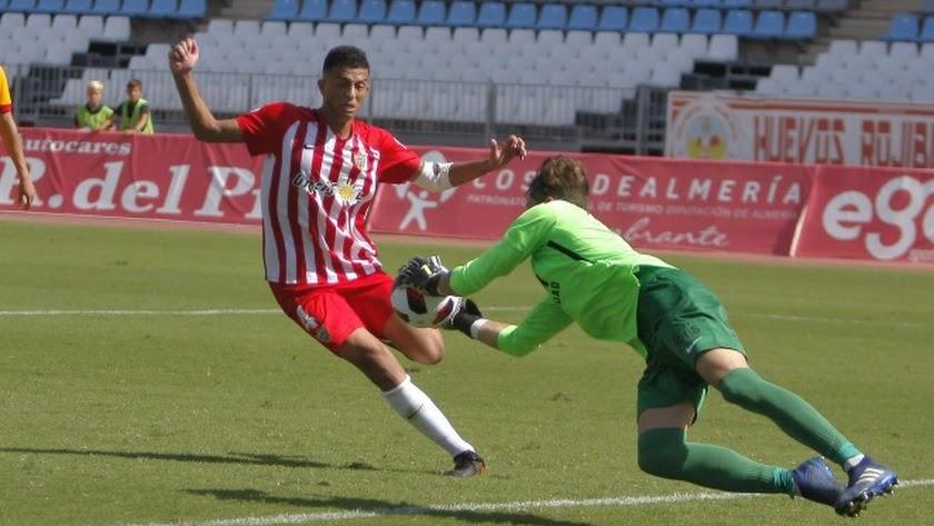 El filial del Almería se medirá a un histórico de nuestro fútbol.