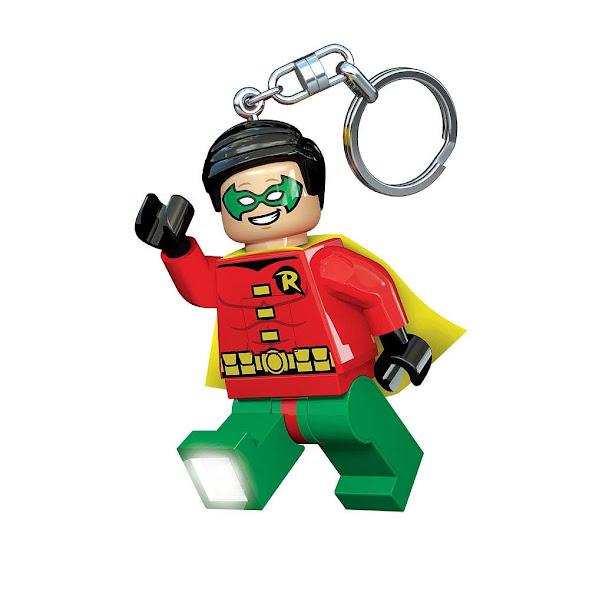 Imagen de contenido Llavero con Luz Led Lego® Robin