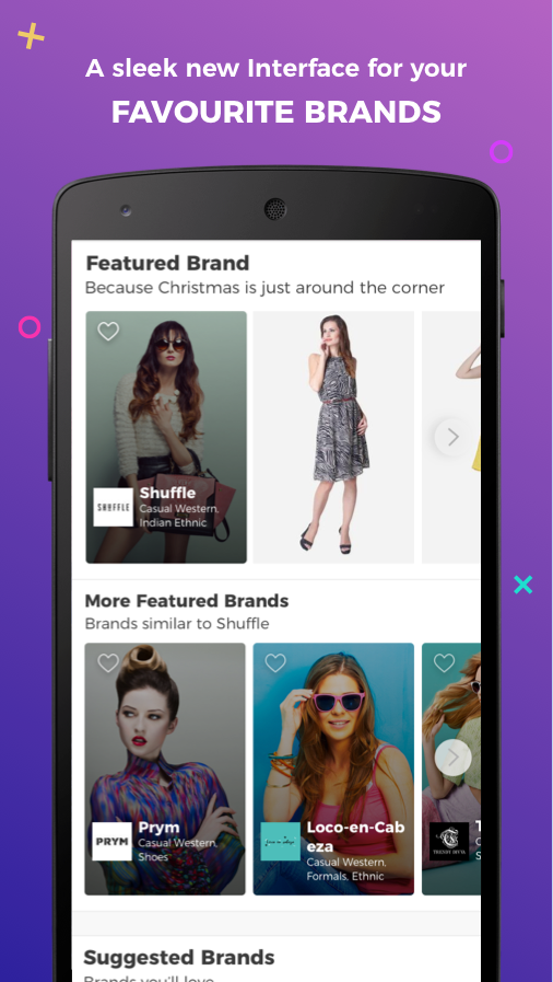 Fynd - Online Shopping App- screenshot