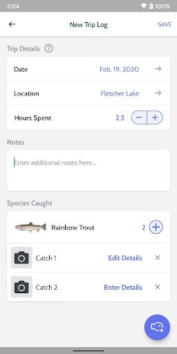MyCatch screenshot 6