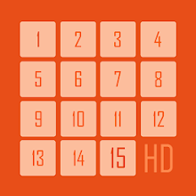 15 puzzle HD Download on Windows